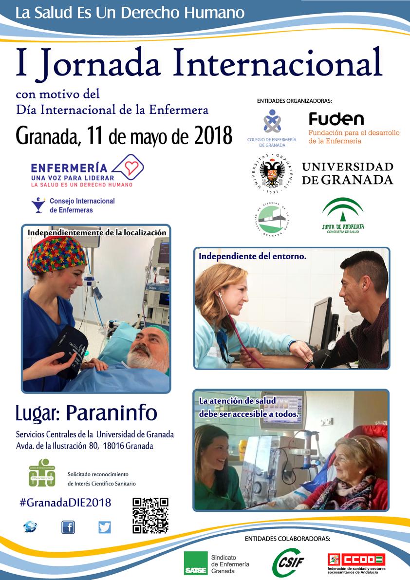 Jornadas Día Enfermera 2018 Granada